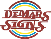 DeMars Signs